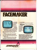 FaceMaker Apple II Back Cover