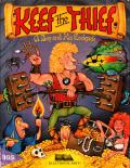 Keef the Thief: A Boy and His Lockpick Apple IIgs Front Cover