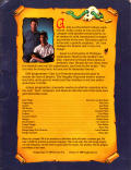 Keef the Thief: A Boy and His Lockpick Apple IIgs Inside Cover