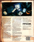 Spellbreaker Apple II Back Cover