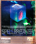 Spellbreaker Apple II Front Cover