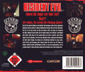 Resident Evil Windows Back Cover