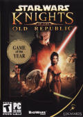 Star Wars: Knights of the Old Republic Windows Front Cover