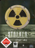 S.T.A.L.K.E.R.: Clear Sky (Limited Collector's Edition) Windows Front Cover with part of the metal box visible