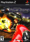 Power Drome PlayStation 2 Front Cover