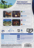 Spore Macintosh Back Cover