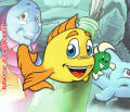Freddi Fish and the Case of the Missing Kelp Seeds Windows Inside Cover Tray