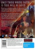 Secrets of the Ark: A Broken Sword Game Windows Back Cover