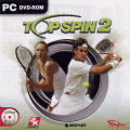Top Spin 2 Windows Front Cover