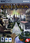 Sid Meier's Civilization IV Macintosh Front Cover