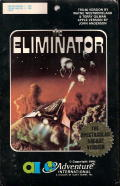The Eliminator Apple II Front Cover