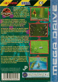 The Lost World: Jurassic Park Genesis Back Cover