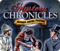 Mystery Chronicles: Murder Among Friends Windows Front Cover
