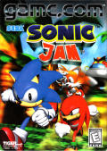 Sonic Jam Game.Com Front Cover