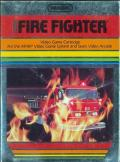 Fire Fighter Atari 2600 Front Cover