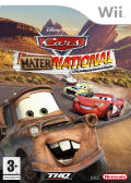 Disney•Pixar Cars: Mater-National Championship Wii Front Cover