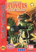 Tom Mason's Dinosaurs for Hire Genesis Front Cover