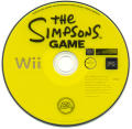 The Simpsons Game Wii Media