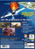 Heroes of the Pacific PlayStation 2 Back Cover