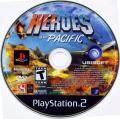 Heroes of the Pacific PlayStation 2 Media