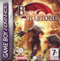 Back to Stone Game Boy Advance Front Cover