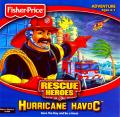 Rescue Heroes: Hurricane Havoc Macintosh Front Cover
