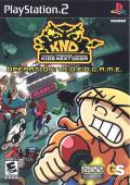 Codename: Kids Next Door - Operation: V.I.D.E.O.G.A.M.E. PlayStation 2 Front Cover