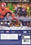 Spider-Man: Friend or Foe Windows Back Cover