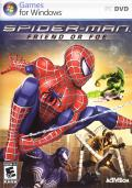 Spider-Man: Friend or Foe Windows Front Cover