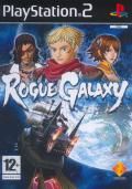 Rogue Galaxy PlayStation 2 Front Cover