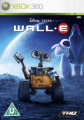 Wall-E Xbox 360 Front Cover