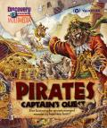 Pirates: Captain's Quest Macintosh Front Cover