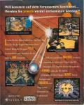 3-D Ultra Pinball: The Lost Continent Macintosh Back Cover