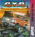 4x4 Off-Road Racing Commodore 64 Front Cover