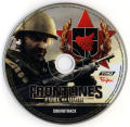 Frontlines: Fuel of War Windows Media Soundtrack disc