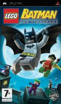 LEGO Batman: The Videogame PSP Front Cover