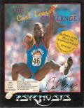 The Carl Lewis Challenge DOS Front Cover