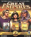 The Great Empires Collection Windows Front Cover