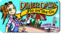 Diner Dash: Flo on the Go Windows Front Cover