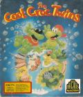 The Cool Croc Twins DOS Front Cover