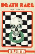Death Race VIC-20 Front Cover