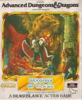 Dragons of Flame Amiga Front Cover