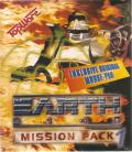 Earth 2140: Mission Pack 1 DOS Front Cover