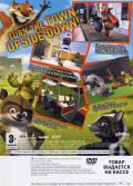 Over the Hedge PlayStation 2 Back Cover