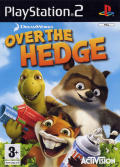 Over the Hedge PlayStation 2 Front Cover