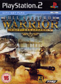 Full Spectrum Warrior: Ten Hammers PlayStation 2 Front Cover