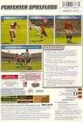 FIFA Soccer 2005 Xbox Back Cover