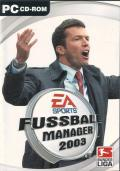 Total Club Manager 2003 Windows Front Cover