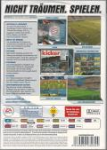 Total Club Manager 2003 Windows Back Cover