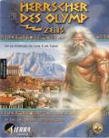 Zeus: Master of Olympus Windows Front Cover